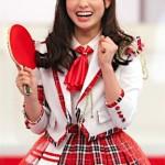 世界卓球2014に橋本環奈が登場